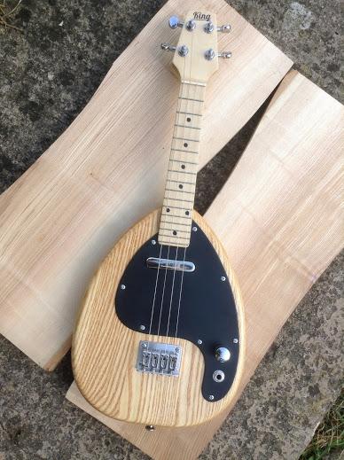 ash ukulele