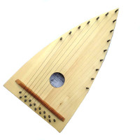 diatoniuc bowed psaltery in D