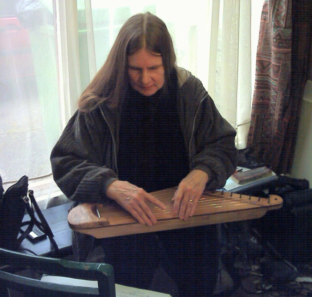 Michael J King Luthier Learning To Play The Kantele With Written Music