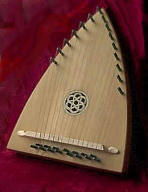 G Diatonic Bowed Psaltery