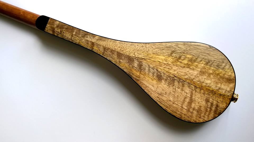 mango wood stick dulcimer
