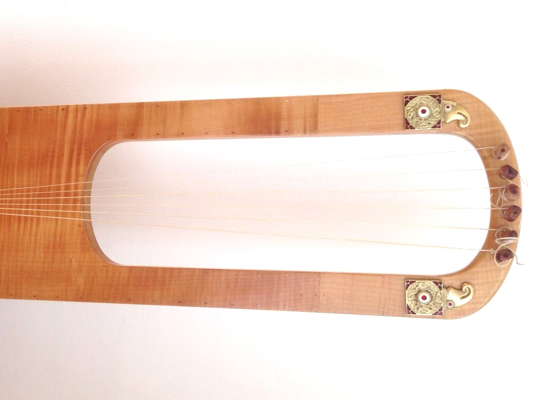Sutton Hoo lyre for sale