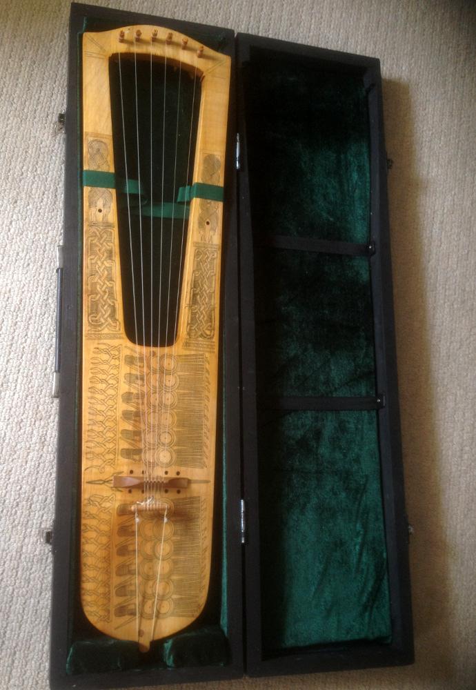 cased instrument