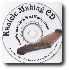 CD-ROM discs of plans