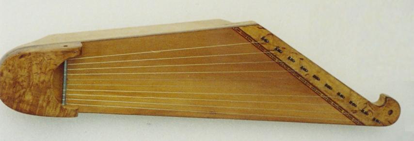 Vanhat soittimet tarjoavat elämyksellistä musiikkia.