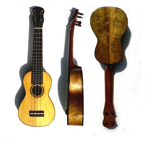 new ukulele